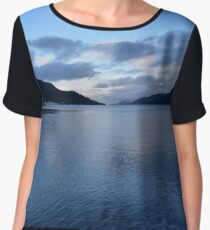 Loch Ness, Fort Augustus Women's Chiffon Top