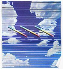 "ECO VIRTUAL - ""ATMOSPHERES 第1"" Poster"
