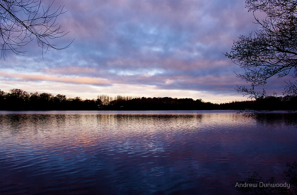 Redes Mere by Andrew Dunwoody