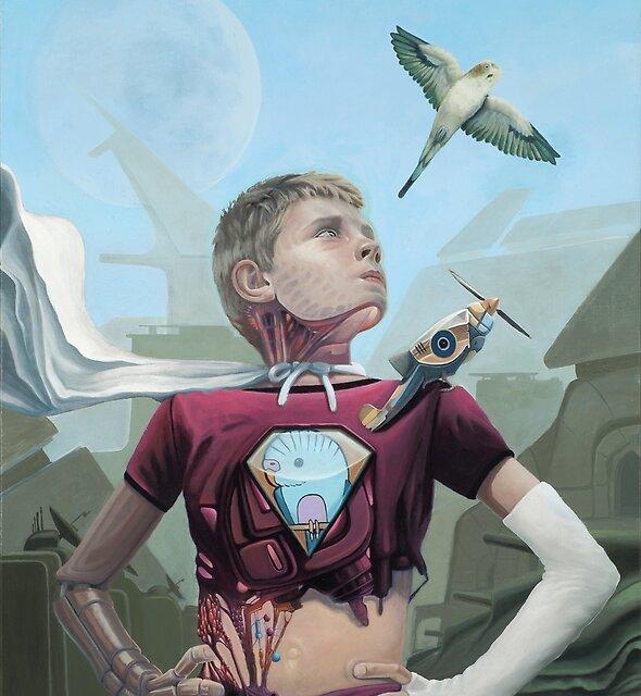 Automaton by Cody Seekins