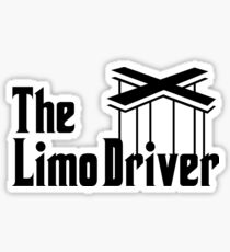 The Limo Driver Sticker