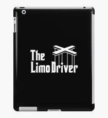 The Limo Driver iPad Case/Skin