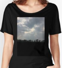 sun clouds Women's Relaxed Fit T-Shirt