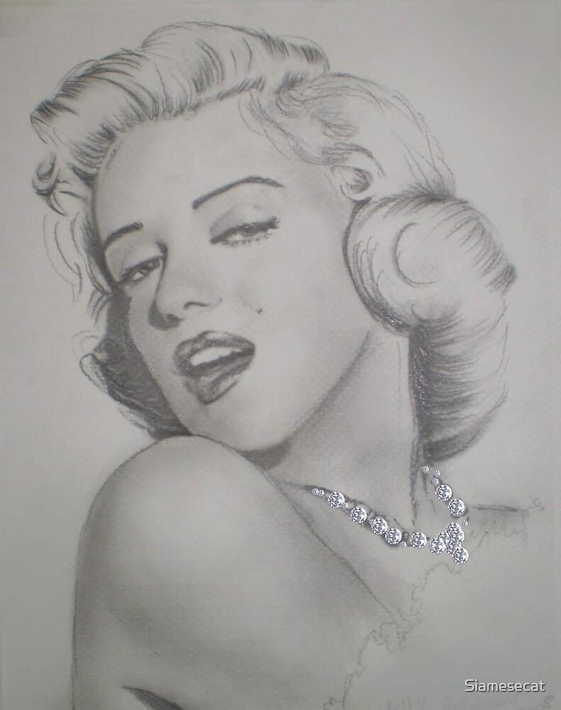 Marilyn  by Siamesecat