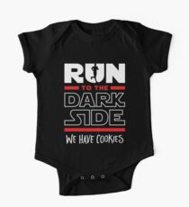 Run To The Dark Side, We Have Cookies One Piece - Short Sleeve