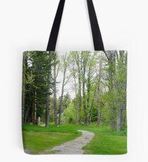 Miners Path Tote Bag