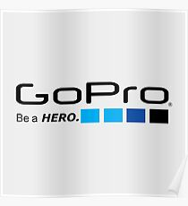 GoPro - Be a Hero Poster