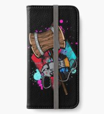 The Psycho iPhone Wallet/Case/Skin