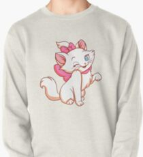 Marie smiling from Aristocats Pullover