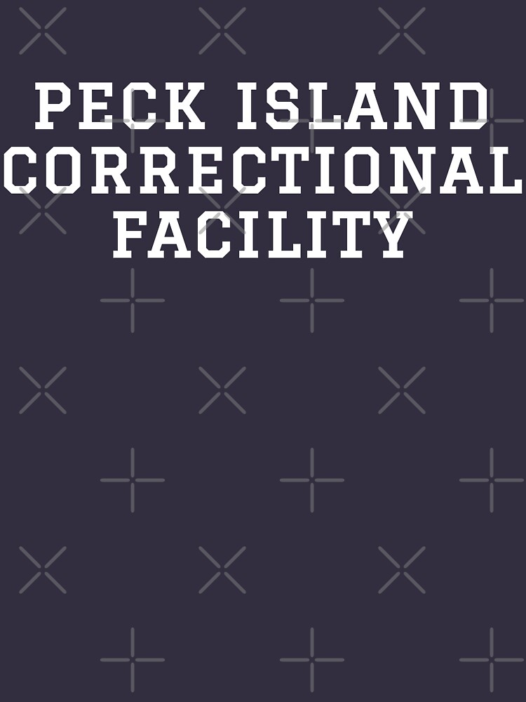 Peck Island Correctional Facility (Black) by RoufXis