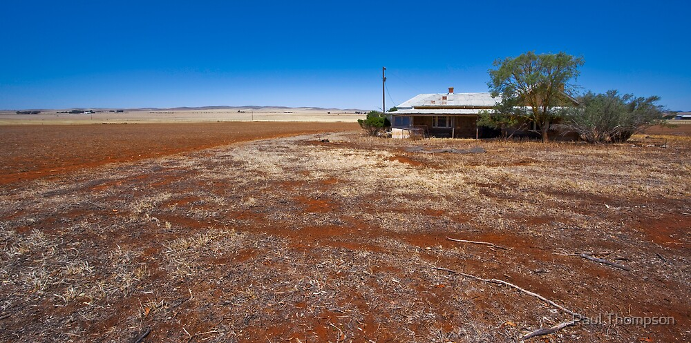 Red Dirt Farm by Paul Thompson