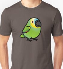 Chubby Blue-fronted Amazon Unisex T-Shirt