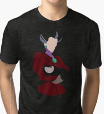 cartoon Tri-blend T-Shirt