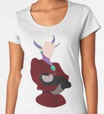 cartoon Women's Premium T-Shirt