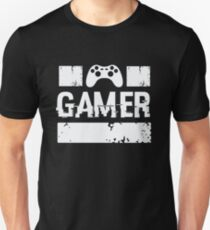 Gamer - Video Game Player Gaming  Unisex T-Shirt