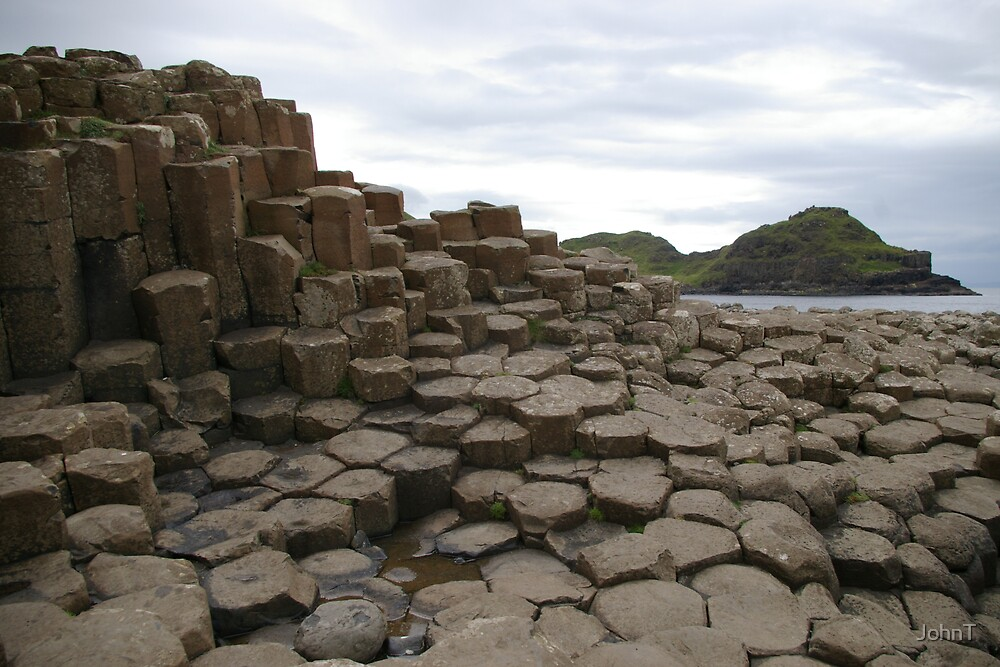 Giant's Causeway by JohnT