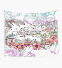 Sail Away Wall Tapestry