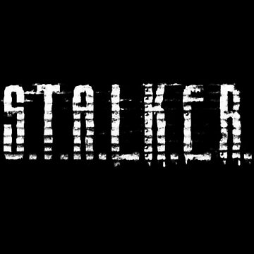 S.T.A.L.K.E.R Logo by 411drpkv4c
