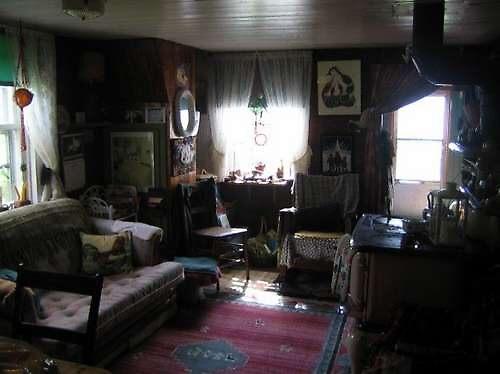 My Nan's House by amber30
