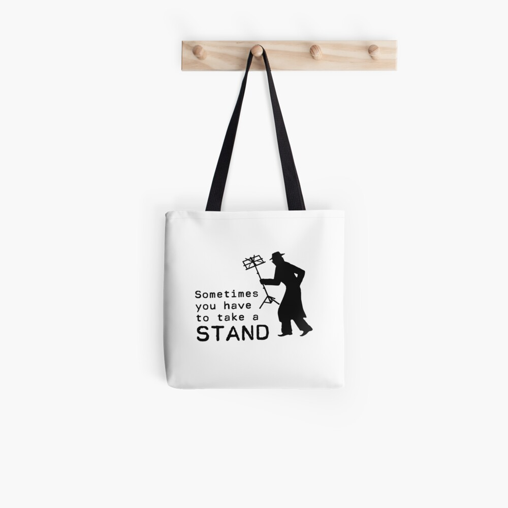 Take a Stand Tote Bag