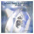 Clear White Vision © Vicki Ferrari by Vicki Ferrari