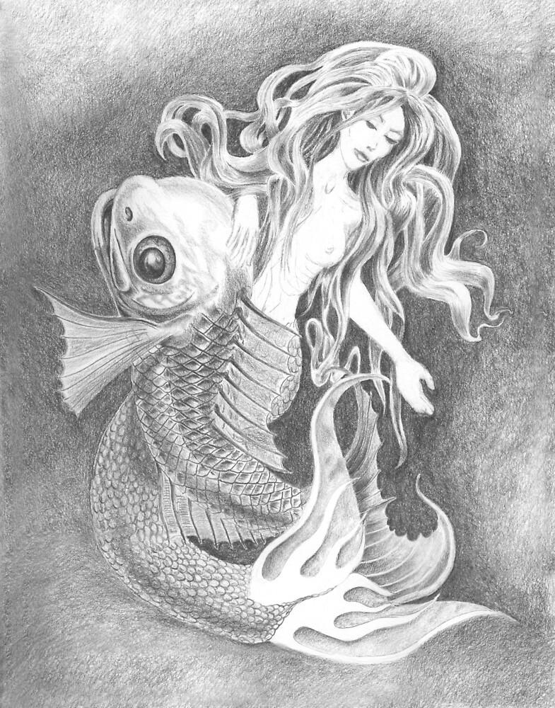 Mermaid by Brandon S.