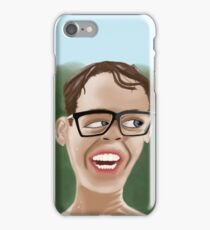 Squints hearts Wendy iPhone Case/Skin
