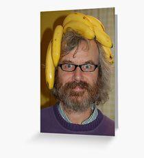 Banana Boy Greeting Card