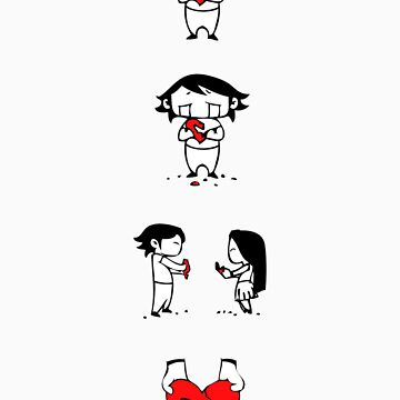 1 love+1 love = 1 love by pablomundo