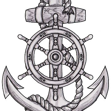 Classic Anchor by seankhan
