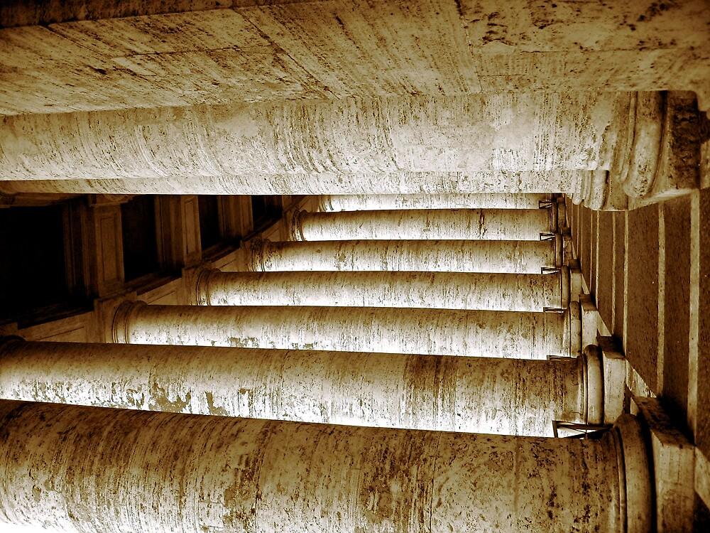 pillars by david stevenson