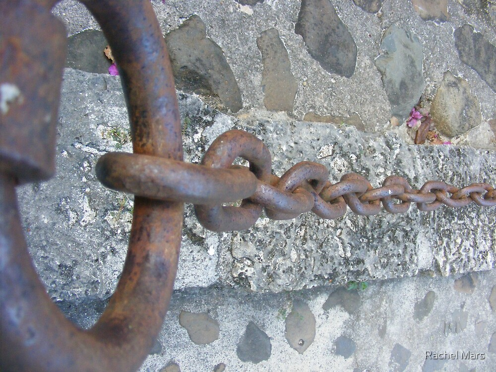 Rusty Chain by Rachel Mars