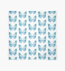 MISS BUTTERFLY EUPLOEA X-RAY White Edition Scarf