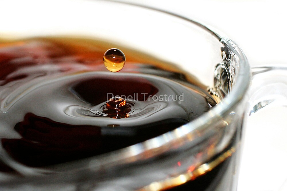 Drip Coffee by Donell Trostrud
