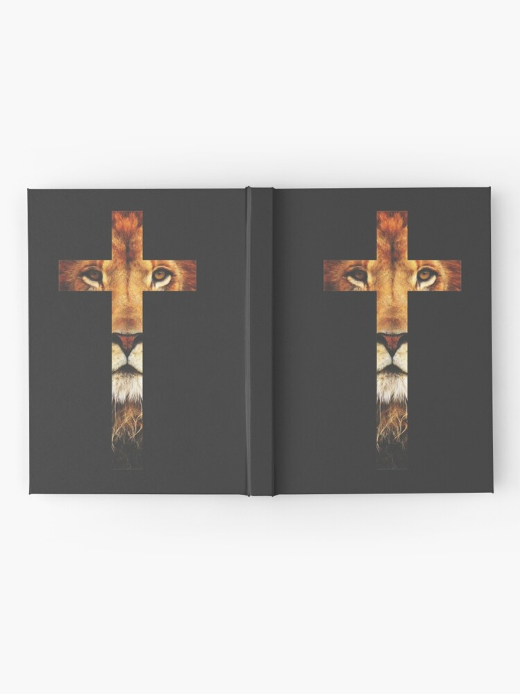 Alternate view of Christian Cross Hardcover Journal