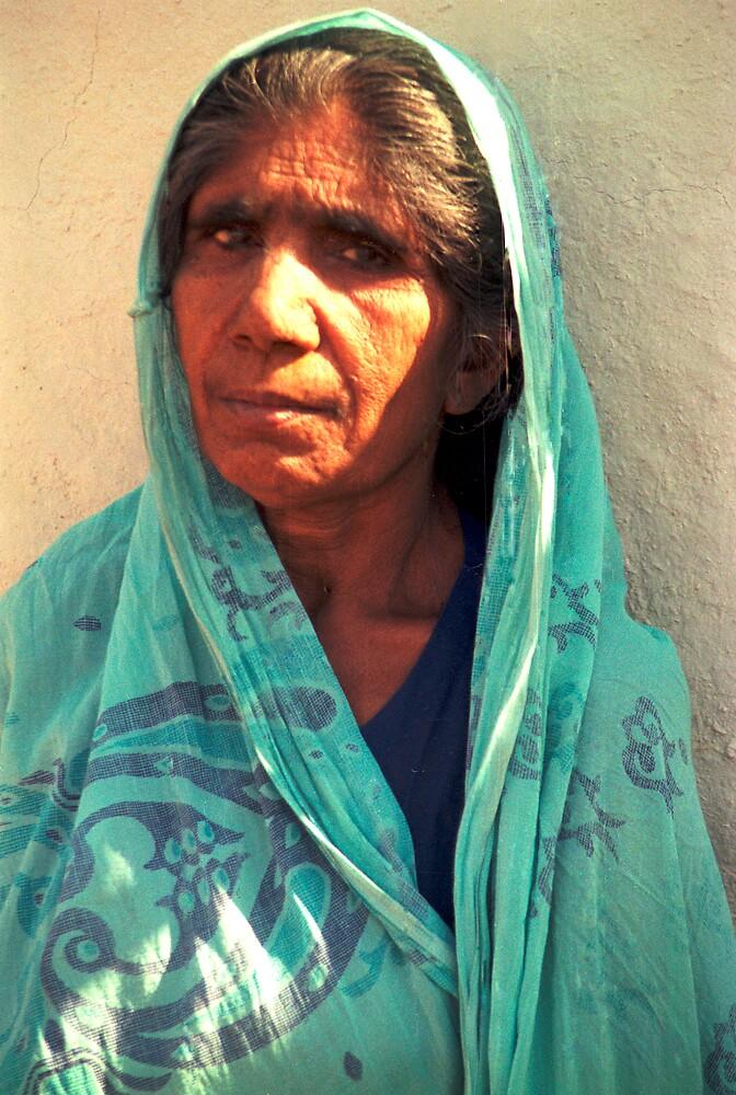 A stern look in Gujarat (India) by jensNP