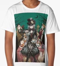 Wonderland: Undertaker, Ronald and William Long T-Shirt