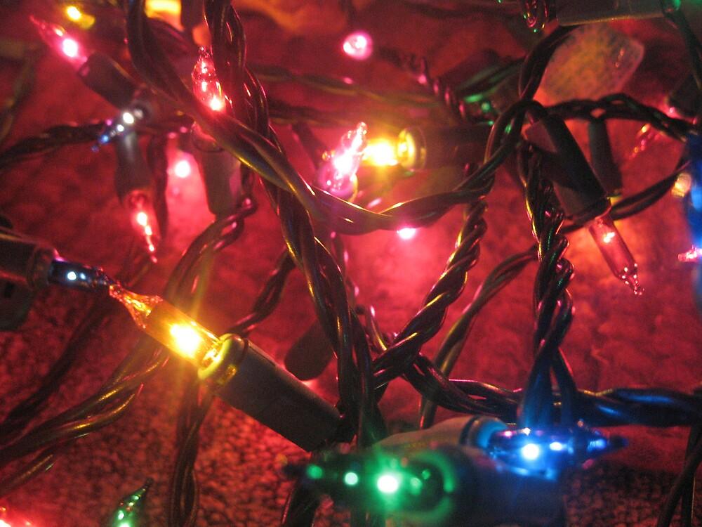 Lights of Christmas by choochy6
