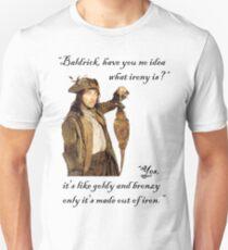 The Wisdom of Baldrick T-Shirt