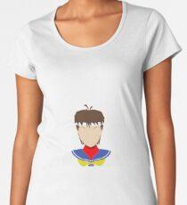 Sakura Vector Women's Premium T-Shirt