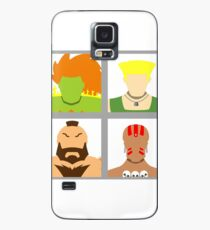 Select Your Character - Street Fighter 2 Champion Edition Case/Skin for Samsung Galaxy