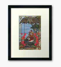 Thanatos Framed Print