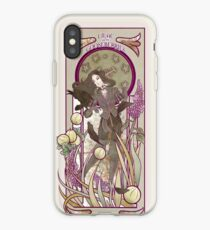 Lilac and Gooseberries iPhone Case