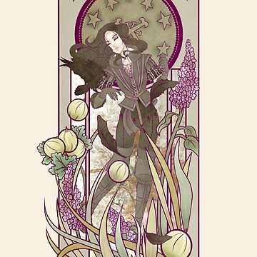 Lilac and Gooseberries by Shadyfolk