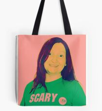 Scary Dyke Tote Bag