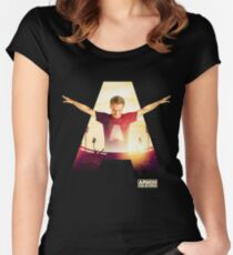 Amin Van Buuren - festival - fan Women's Fitted Scoop T-Shirt