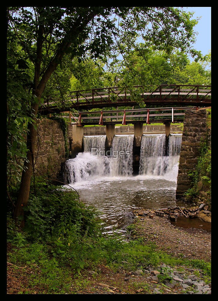 Canal Falls 2 by Bridges