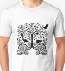 NZ Native Birds Unisex T-Shirt