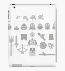 Brick Knight iPad Case/Skin