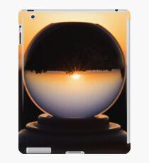 California Snow Globe iPad Case/Skin